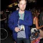 Stanley Tucci and Ewan McGregor at Beyonce secret show in London  88702