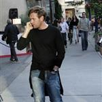 Ewan McGregor walking around Toronto before TIFF premiere of The Men Who Stare At Goats 46601