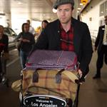 Ewan McGregor and wife Eve arrive at LAX 49204