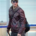 Peter Facinelli arrives in Vancouver 36708