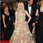 Dakota Fanning at Met Gala 2011  84353