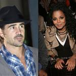 Colin Farrell spotted on intimate lunch with Janet Jackson 51122