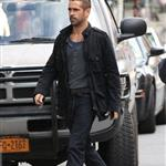 Colin Farrell on the set of Dead Man Down in New York  119250
