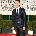 Michael Fassbender at the 2012 Golden Globe Awards 102823
