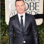 Michael Fassbender at the 2012 Golden Globe Awards 102827