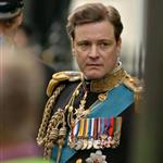 Colin Firth on set and in uniform for The King's Speech 51073