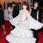 Florence Welch at the 2012 Met Gala 113553