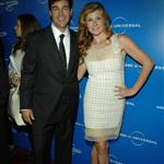 Kyle Chandler Connie Britton Minka Kelly Zach Gilford represent Friday Night Lights at the NBC Universal Experience 20483