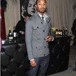 Michael B Jordan at Super Bowl party in Dallas 78602