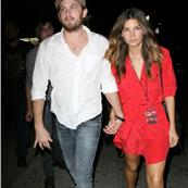 Caleb Followill engaged to Lily Aldridge 69182