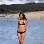 Megan Fox bones in a bikini with Brian Austin Green in Hawaii December 2010  75343