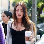 Megan Fox sleeps over at Brian Austin Green's and visits his son after reports of split 33886