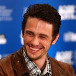 James Franco and cast at the '127 Hours' press conference at the Hyatt Regency.  Photos from Joe Scarnici/Getty Images Entertainment 68593