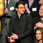 James Franco at the Oscar Nominees Luncheon February 2011 78775