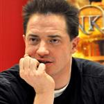 Brendan Fraser at an Inkheart book signing at Borders in New York 30799