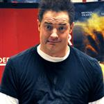 Brendan Fraser at an Inkheart book signing at Borders in New York 30798