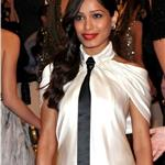 Freida Pinto at Met Gala 2011 84515