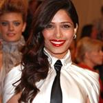 Freida Pinto at Met Gala 2011 84522