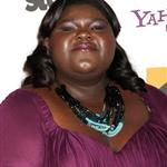 Gabby Sidibe at the Hollywood Film Festival awards gala last night 49472