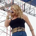Jessica Simpson high waisted horror at Country Chili Cook-off 52784
