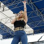 Jessica Simpson high waisted horror at Country Chili Cook-off 52786