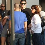 Glee cast book tour in LA 50283