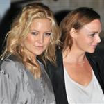 Gwyneth Paltrow Stella McCartney Kate Hudson hang out during London fashion week 24862