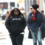 Gabourey Sidibe out and about in New York 57941