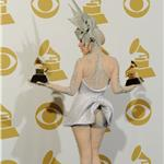 Lady Gaga at the Grammy Awards 2010 54422