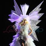Lady Gaga performs in Tacoma August 2010 67772