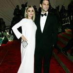 Ashley Olsen and Justin Bartha at the 2009 Costume Institute Gala 38435