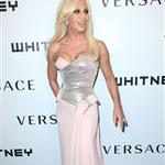 Donatella Versace at the Whitney Gala 49013