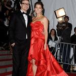 Justin Timberlake and Jessica Biel at the 2009 Costume Institute Gala 38482