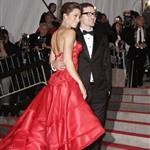 Justin Timberlake and Jessica Biel at the 2009 Costume Institute Gala 38484