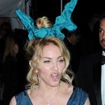 Madonna in Louis Vuitton at the 2009 Costume Institute Gala  38380