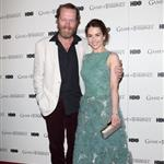 Emilia Clarke and Iain Glen at the Game of Thrones DVD premiere in London 107846