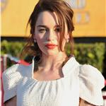 Emilia Clarke at the 2012 SAG Awards 104465
