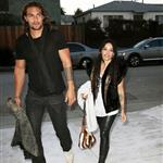 Jason Momoa and Lisa Bonet attend a fundraiser in Venice CA 86384