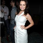 Emilia Clarke at Game of Thrones Comic-Con 2011 90611