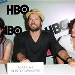 Nikolaj Coster-Waldau, Kit Harington and Lena Headey at Game of Thrones Comic-Con 2011 90620
