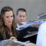 Jennifer Garner at presser for The Invention of Lying 46922