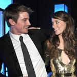 Garrett Hedlund at TRON: Legacy premiere Hollywood with Olivia Wilde 74981