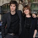 Jim Sturgess with girlfriend Mickey at LA premiere of Legends of the Guardians: The Owls of Ga'Hoole  69125