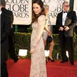 Leighton Meester at the Golden Globes 77100