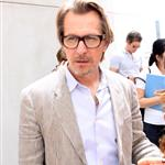 Gary Oldman and Mila Kunis at Comic-Con for The Book of Eli 43605