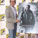 Gary Oldman and Mila Kunis at Comic-Con for The Book of Eli 43604