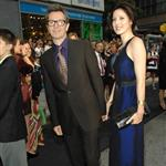 Gary Oldman at the NYC premiere of The Dark Knight 22454