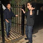 George Michael denies he broke up with Kenny Goss 48246