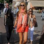 Stacy Keibler shops with friends in Italy 117550