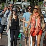 Stacy Keibler shops with friends in Italy 117555